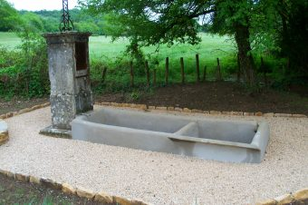 La fontaine Martine – Dizimieu