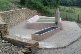 Fontaine et Lavoir de Dizimieu
