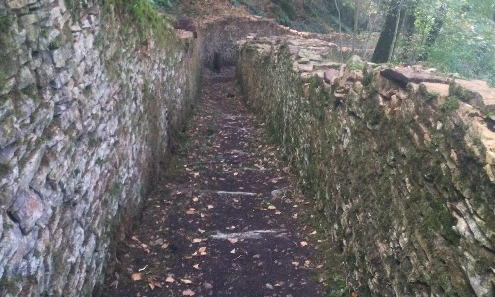 Réouverture du chemin de Dizimieu