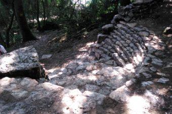 Aménagement sentier – Sainte Baudille de la Tour
